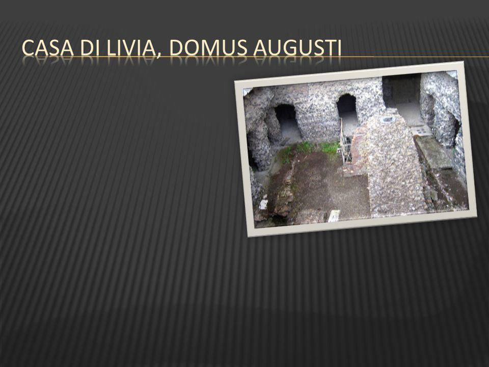 Casa Di Livia, Domus Augusti