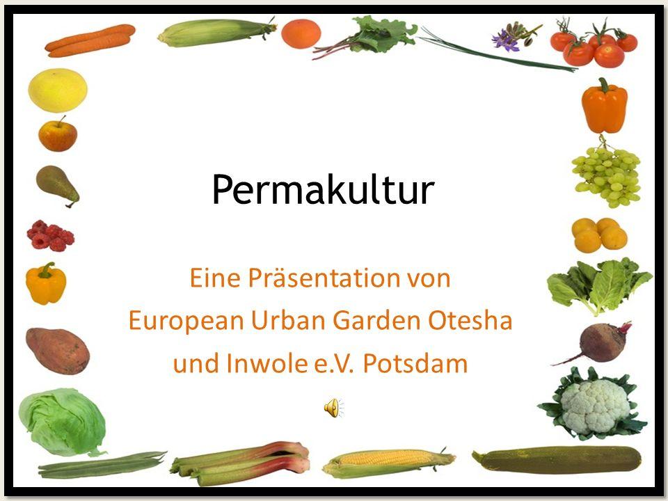 European Urban Garden Otesha