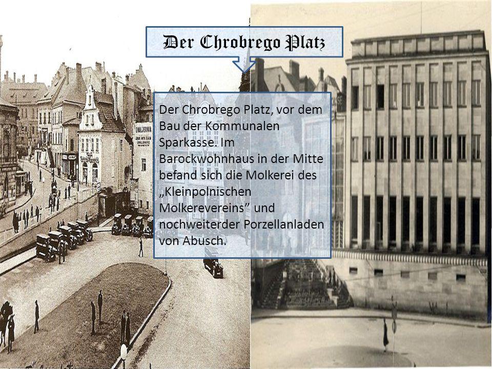 Der Chrobrego Platz