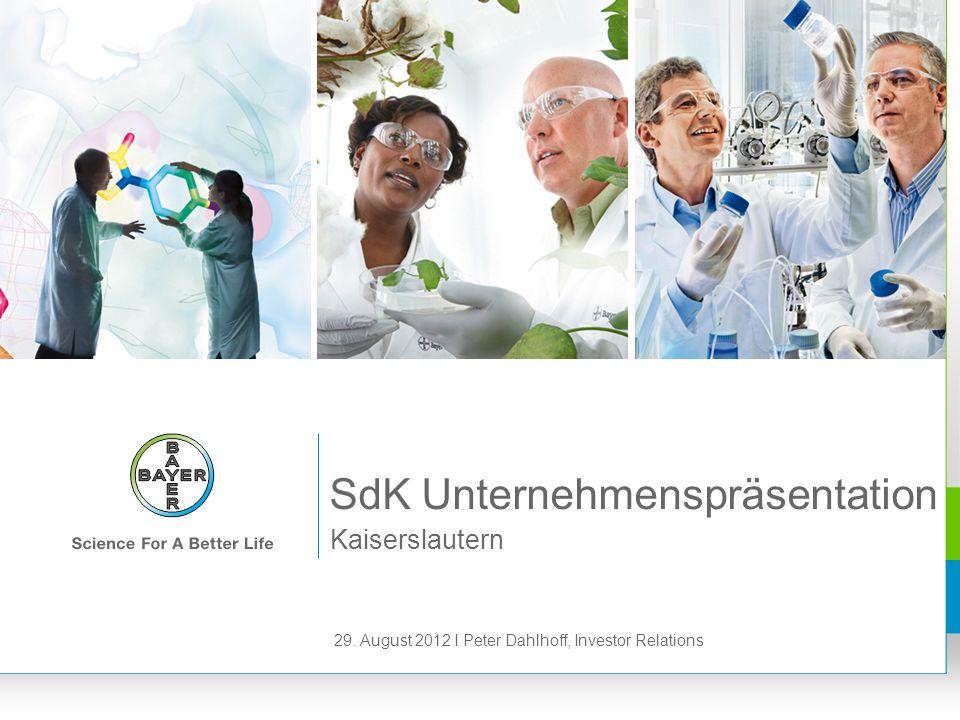 SdK Unternehmenspräsentation