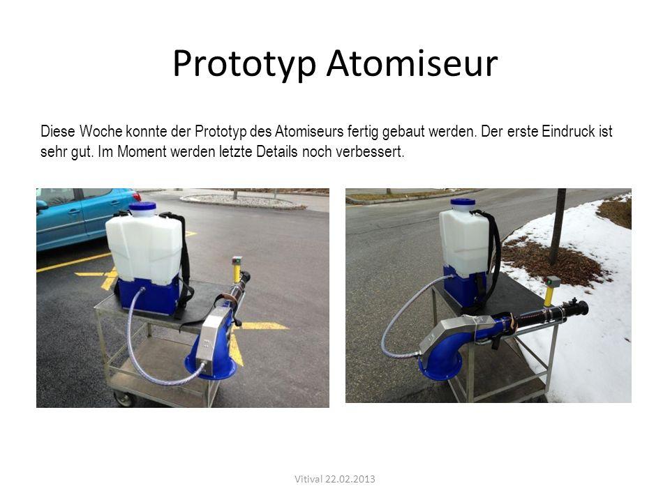 Prototyp Atomiseur
