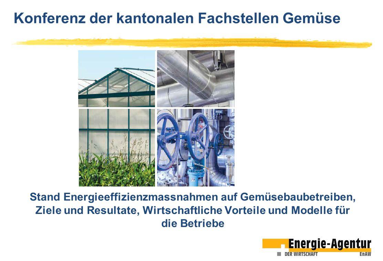 Konferenz der kantonalen Fachstellen Gemüse