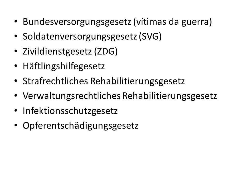 Bundesversorgungsgesetz (vítimas da guerra)