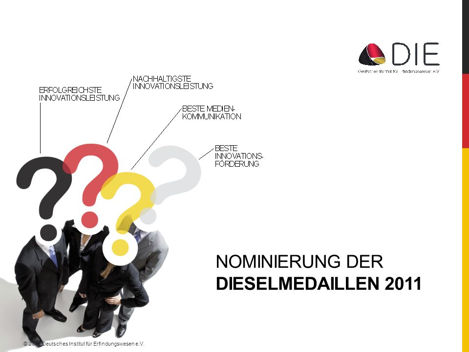 Nominierung Der Dieselmedaillen 2011