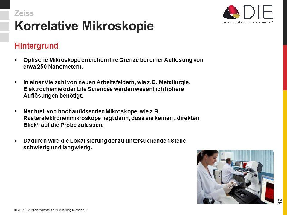 Korrelative Mikroskopie
