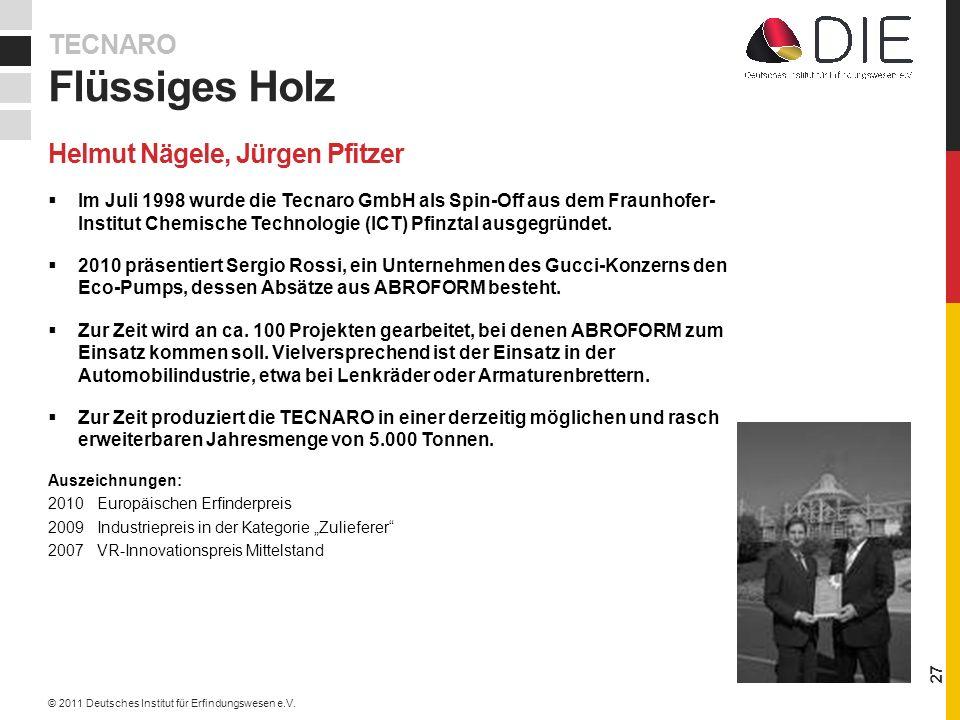 Helmut Nägele, Jürgen Pfitzer