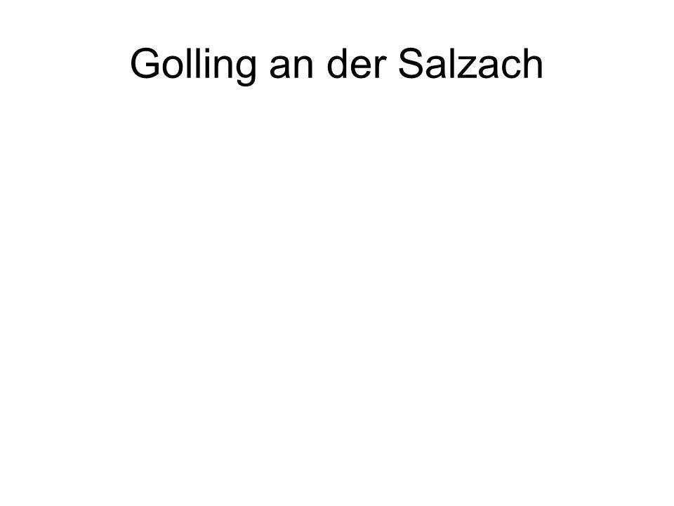 Golling an der Salzach
