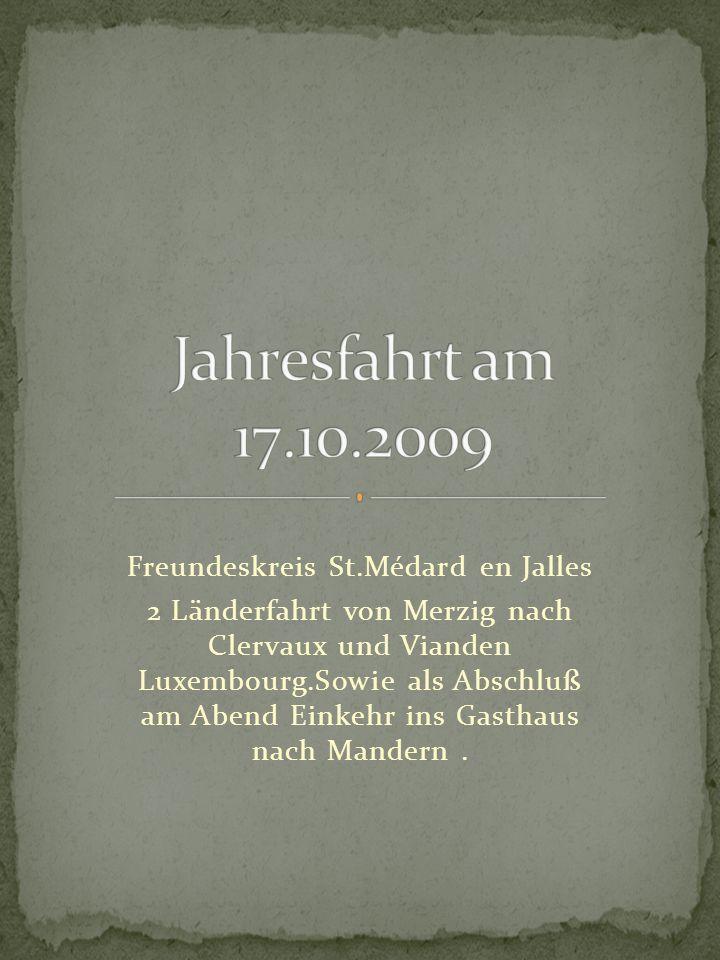 Freundeskreis St.Médard en Jalles