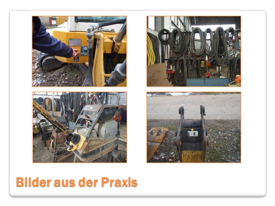 Bilder aus der Praxis