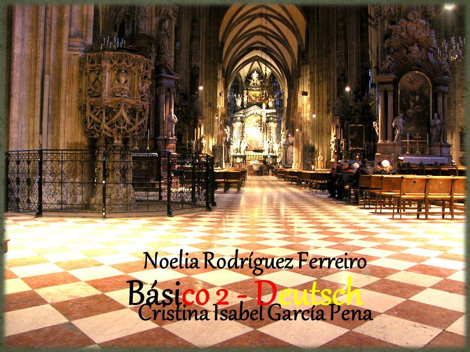 Noelia Rodríguez Ferreiro Cristina Isabel García Pena