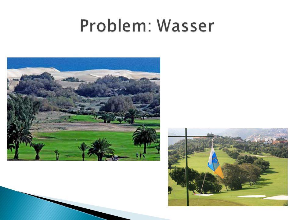 Problem: Wasser