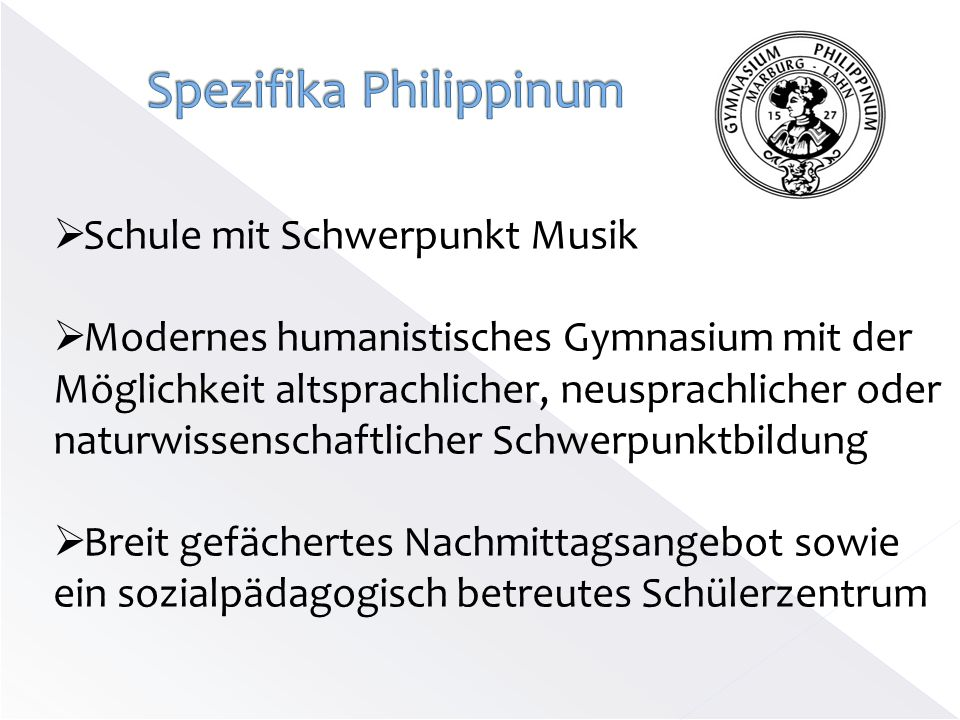 Spezifika Philippinum