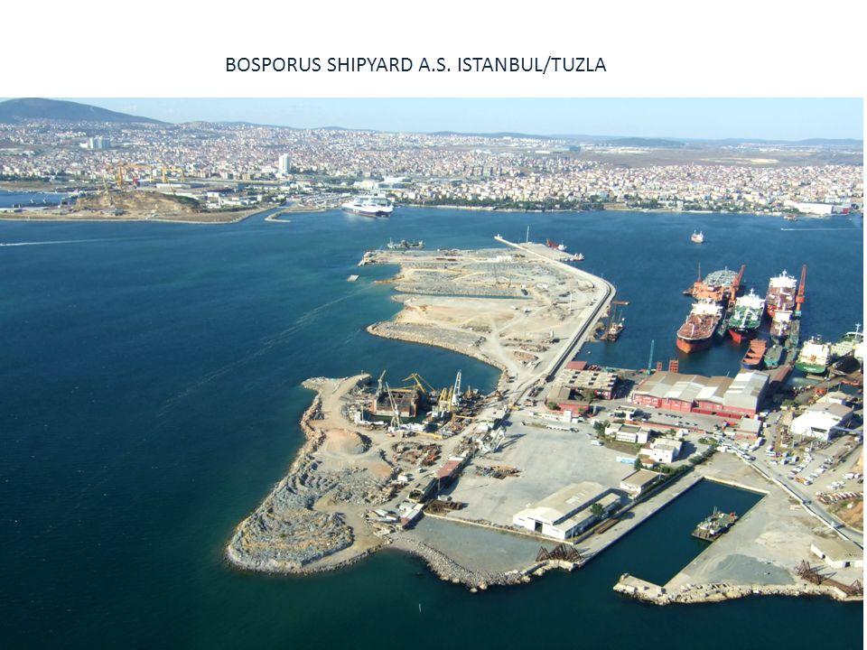 BOSPORUS SHIPYARD A.S. ISTANBUL/TUZLA