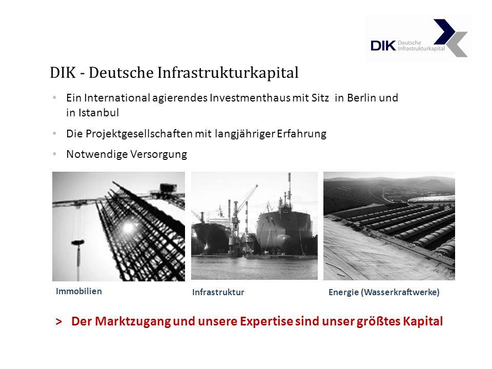 DIK - Deutsche Infrastrukturkapital
