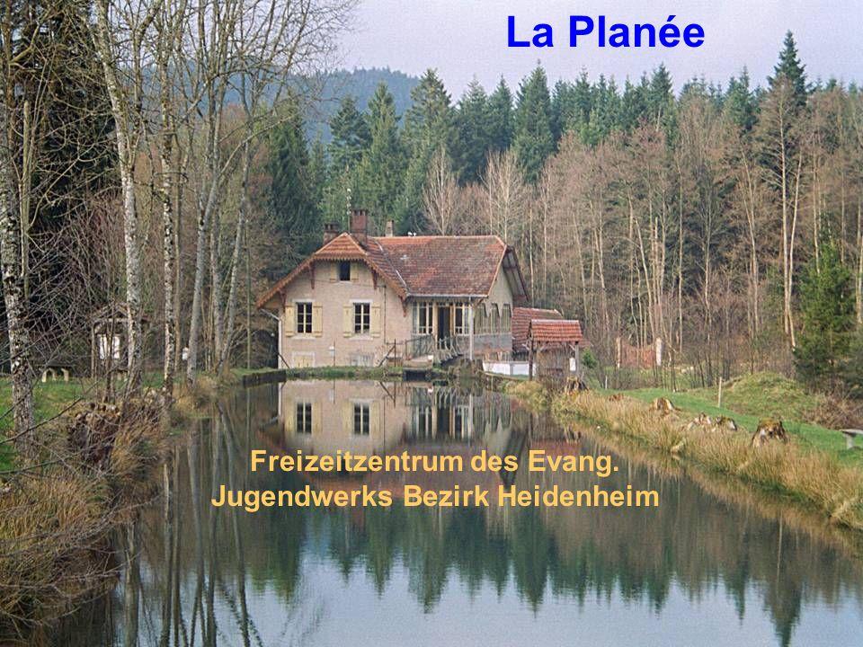 Freizeitzentrum des Evang. Jugendwerks Bezirk Heidenheim