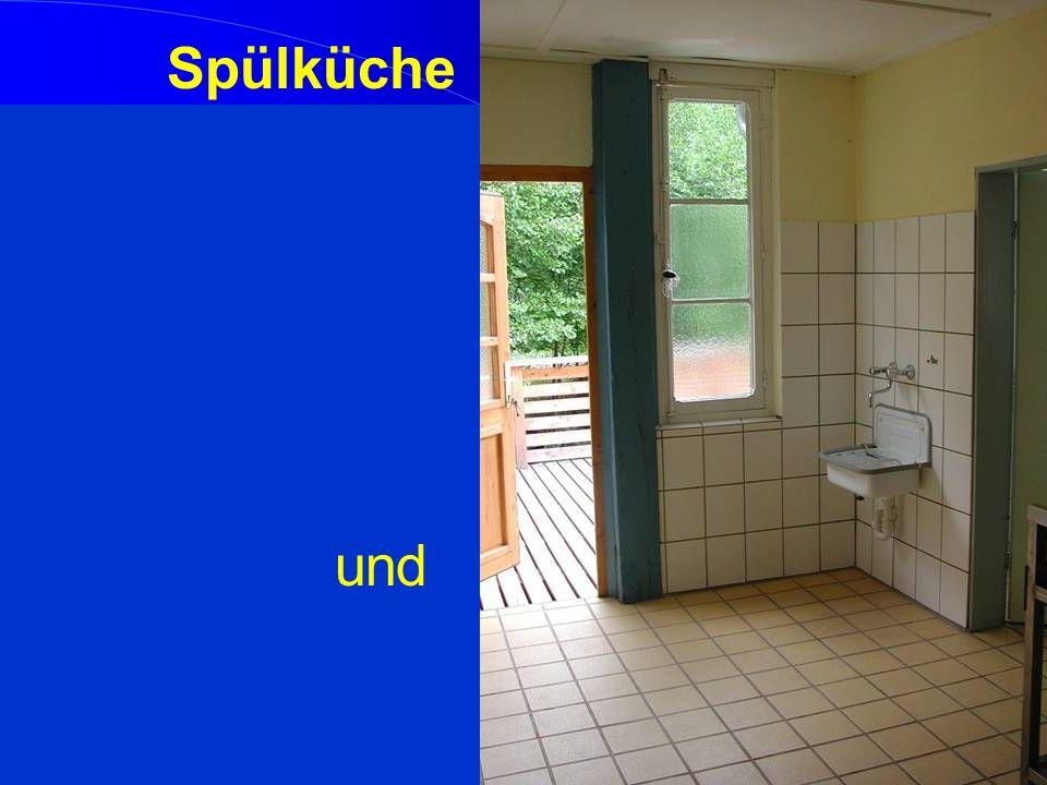 Spülküche und