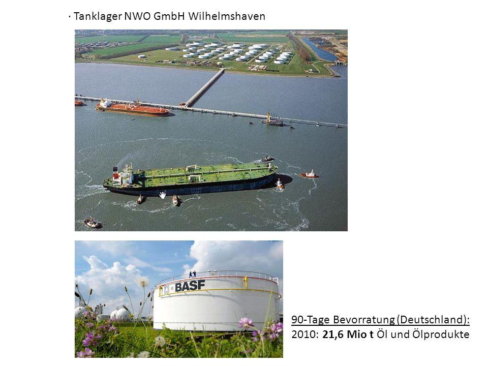 · Tanklager NWO GmbH Wilhelmshaven