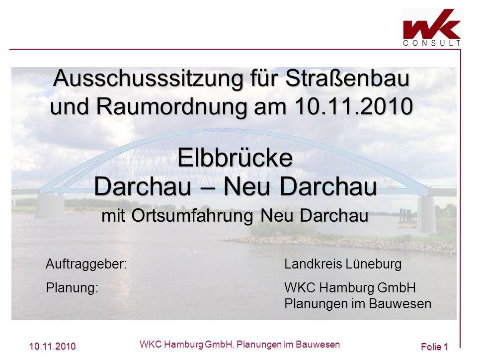Ausschusssitzung für Straßenbau und Raumordnung am 10.11.2010