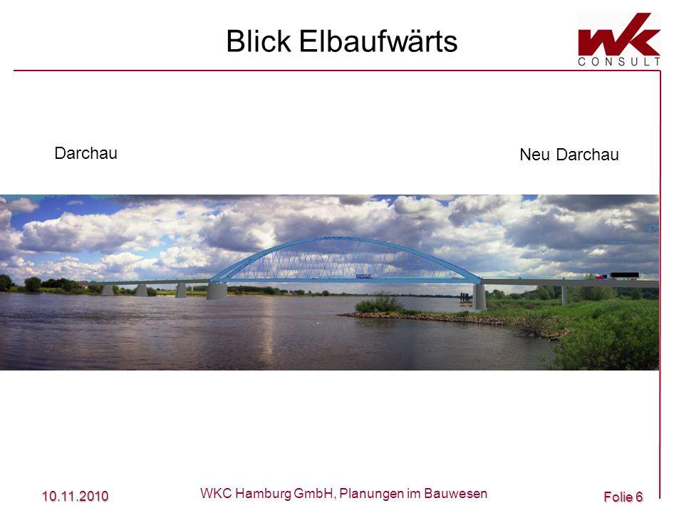 WKC Hamburg GmbH, Planungen im Bauwesen