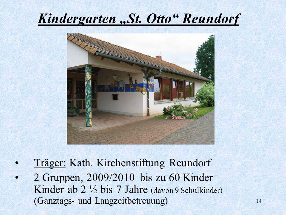 "Kindergarten ""St. Otto Reundorf"