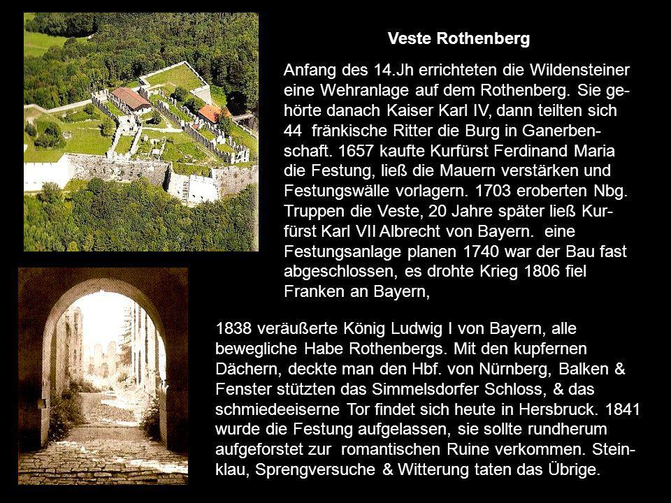 Veste Rothenberg