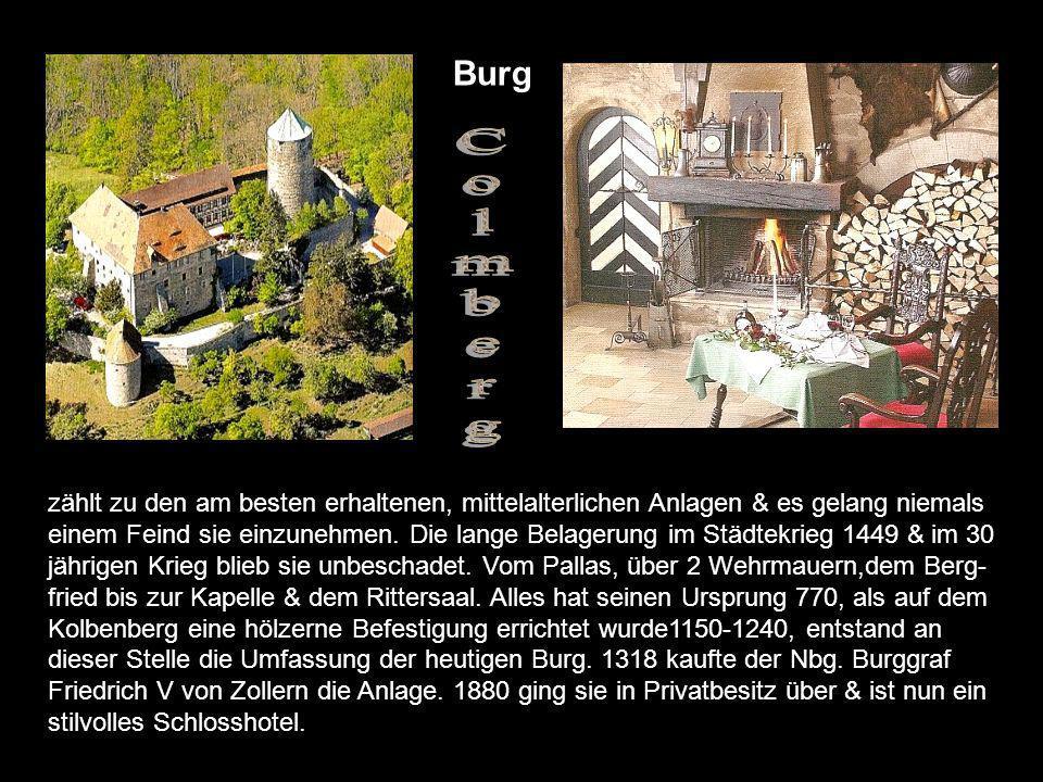 Burg Colmberg.