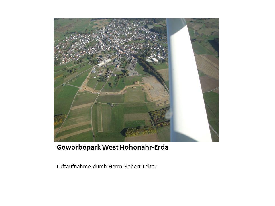 Gewerbepark West Hohenahr-Erda