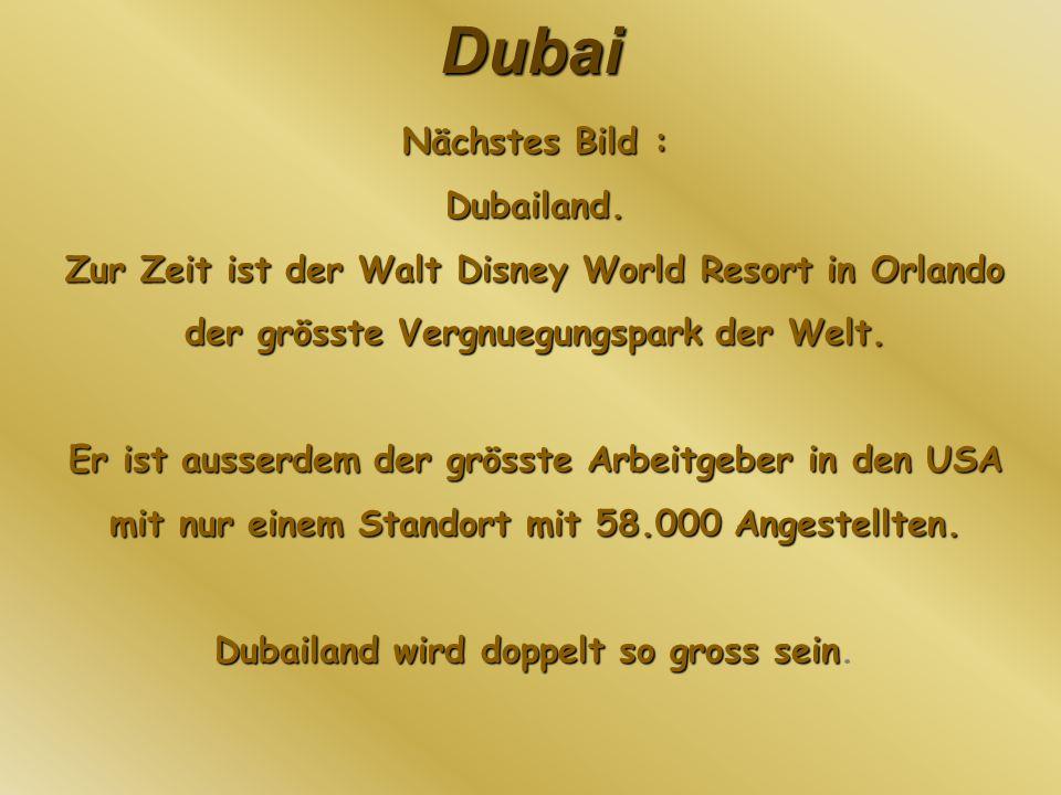 Zur Zeit ist der Walt Disney World Resort in Orlando