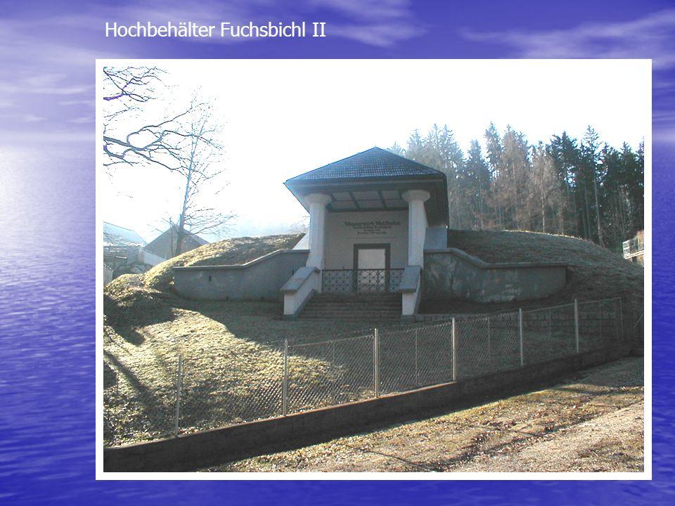 Hochbehälter Fuchsbichl II