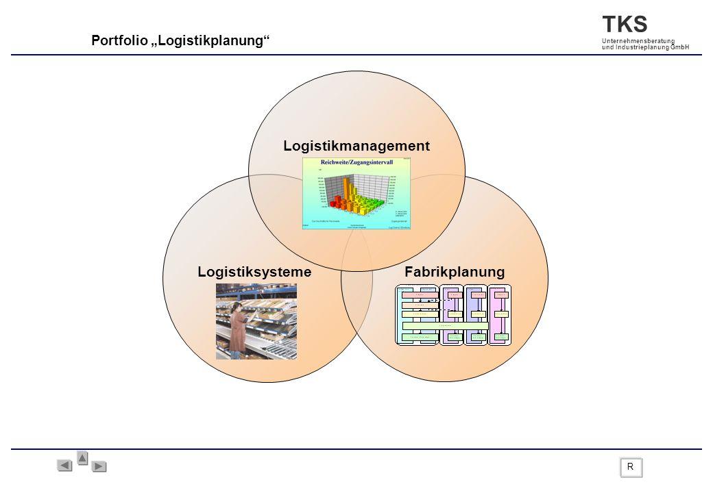 Logistiksysteme Fabrikplanung Logistikmanagement