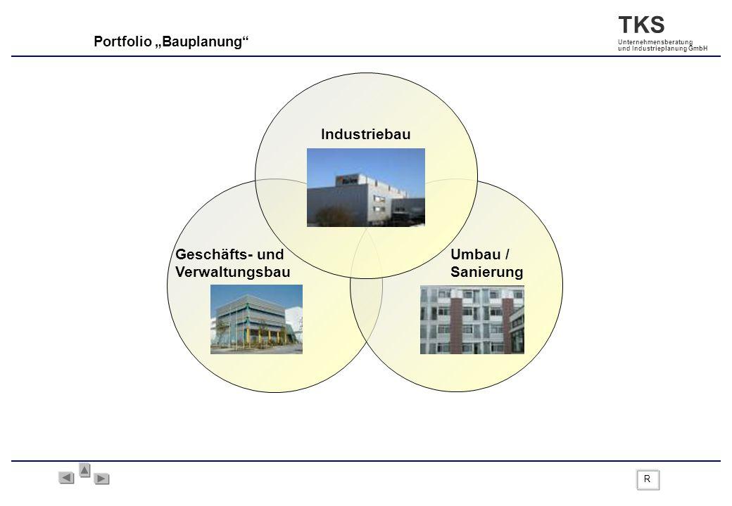 Geschäfts- und Verwaltungsbau Umbau / Sanierung Industriebau