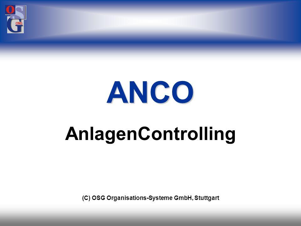 (C) OSG Organisations-Systeme GmbH, Stuttgart
