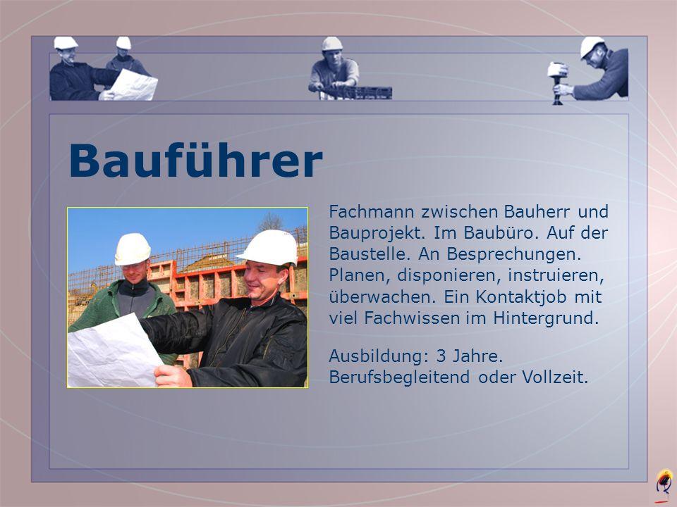 Bauführer