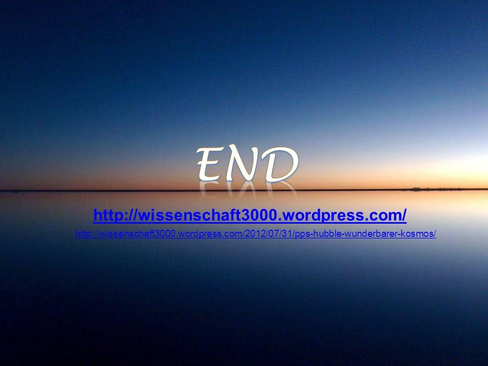 END http://wissenschaft3000.wordpress.com/