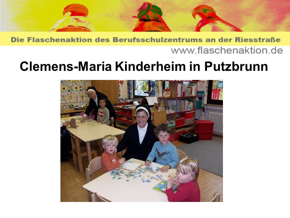 Clemens-Maria Kinderheim in Putzbrunn