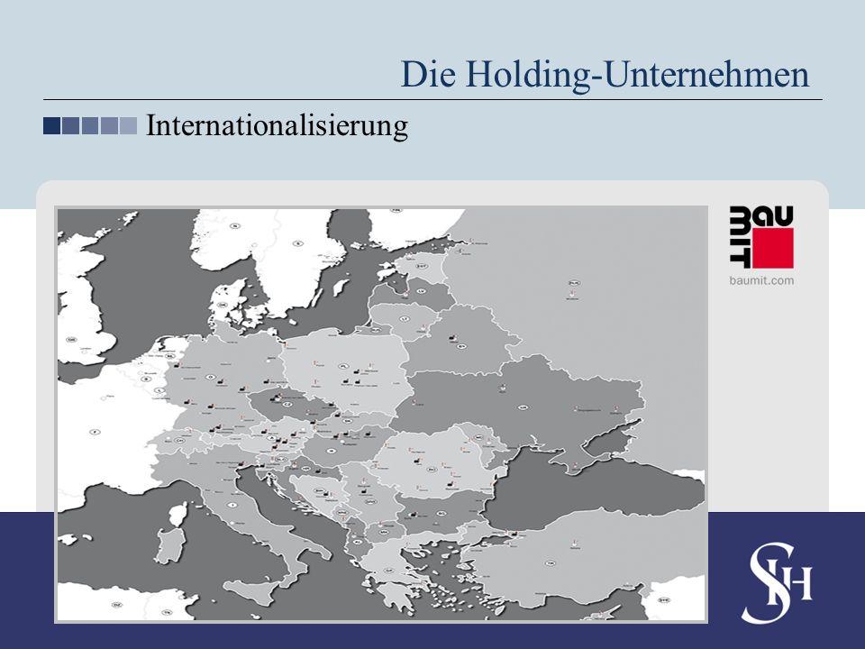 Die Holding-Unternehmen