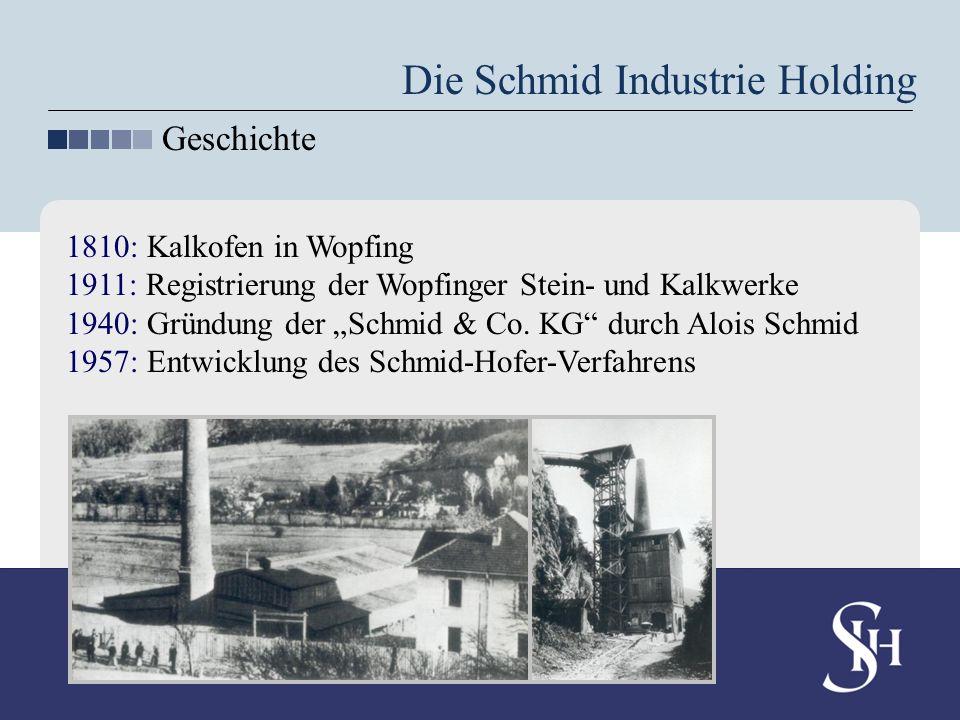 Die Schmid Industrie Holding