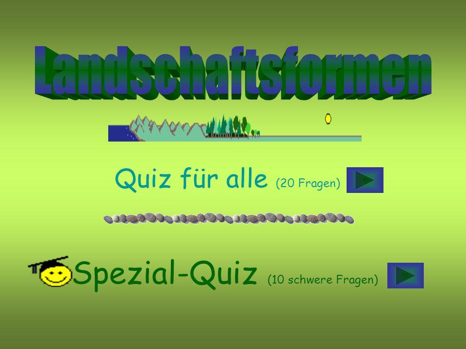 -Spezial-Quiz (10 schwere Fragen)