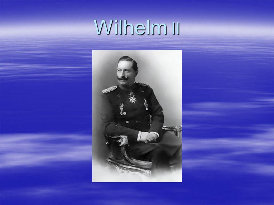 Wilhelm II