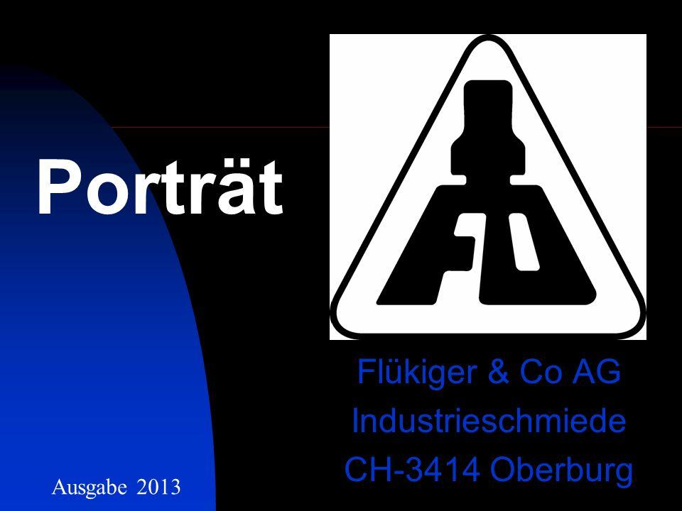 Flükiger & Co AG Industrieschmiede CH-3414 Oberburg