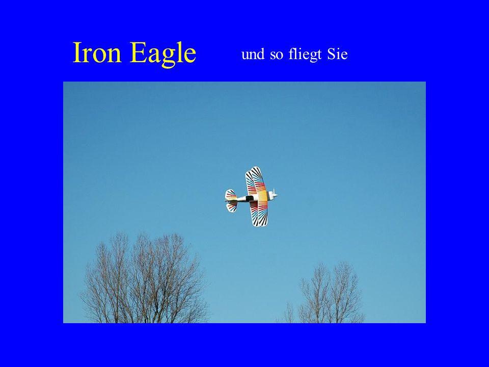 Iron Eagle und so fliegt Sie