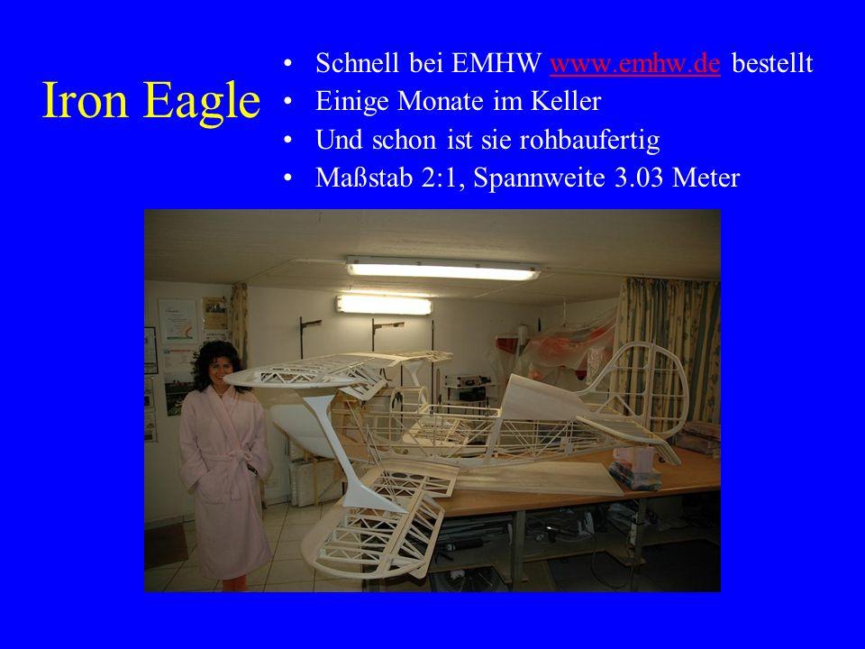 Iron Eagle Schnell bei EMHW www.emhw.de bestellt