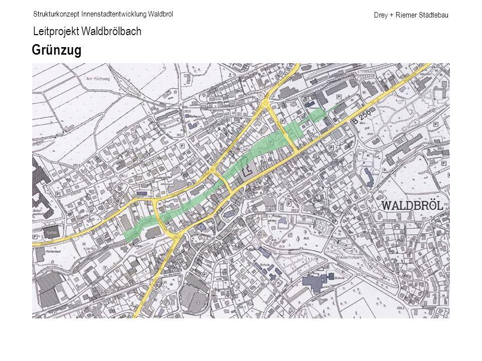 Grünzug Leitprojekt Waldbrölbach