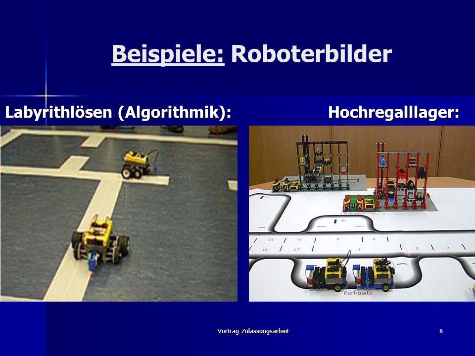 Beispiele: Roboterbilder