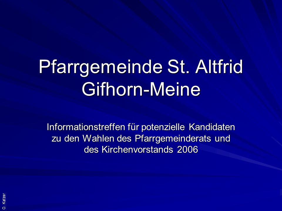 Pfarrgemeinde St. Altfrid Gifhorn-Meine