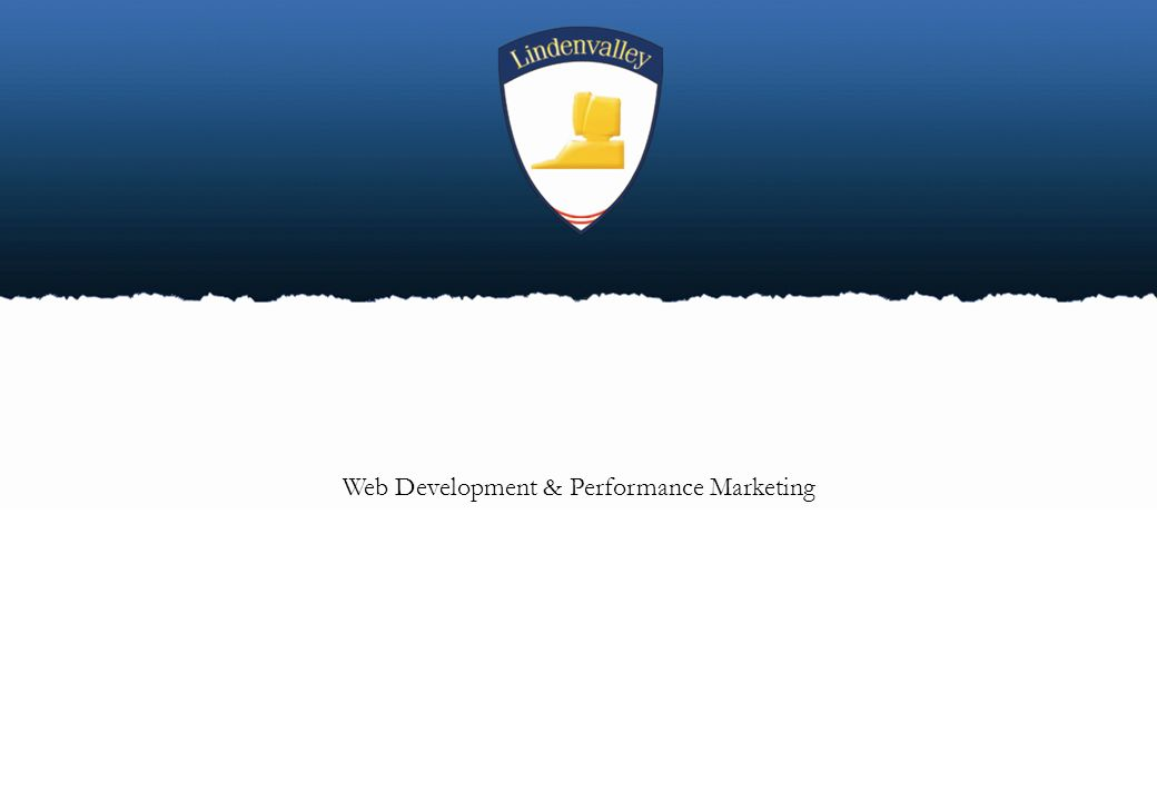 Web Development & Performance Marketing