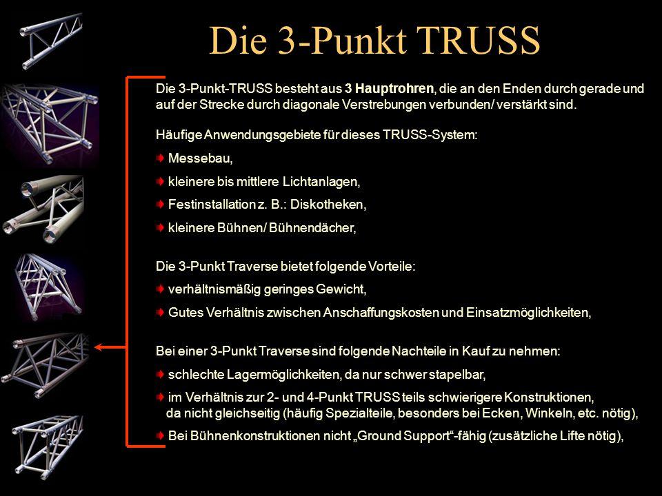 Die 3-Punkt TRUSS