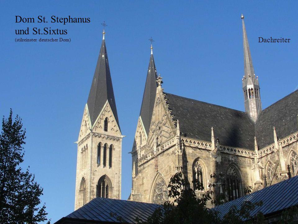 Dom St. Stephanus und St.Sixtus Dachreiter