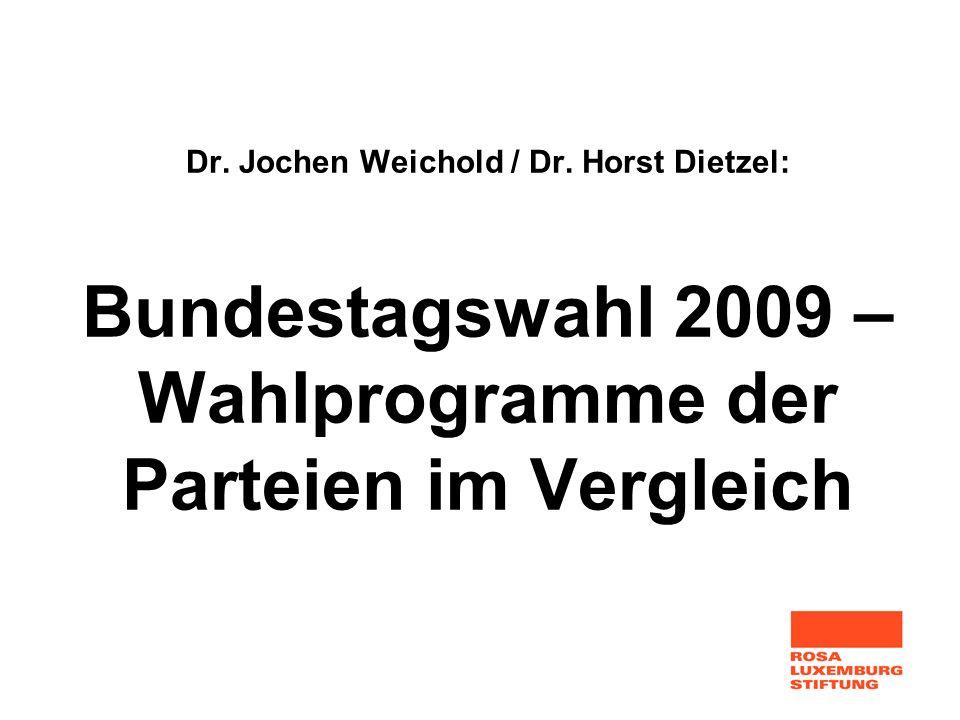 Dr. Jochen Weichold / Dr.