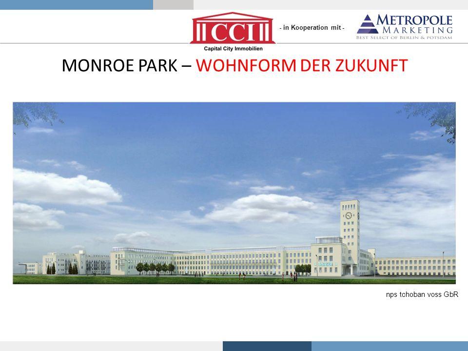 MONROE PARK – WOHNFORM DER ZUKUNFT